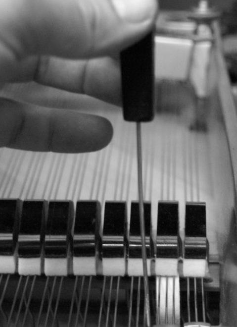 flygel klaverstemmer